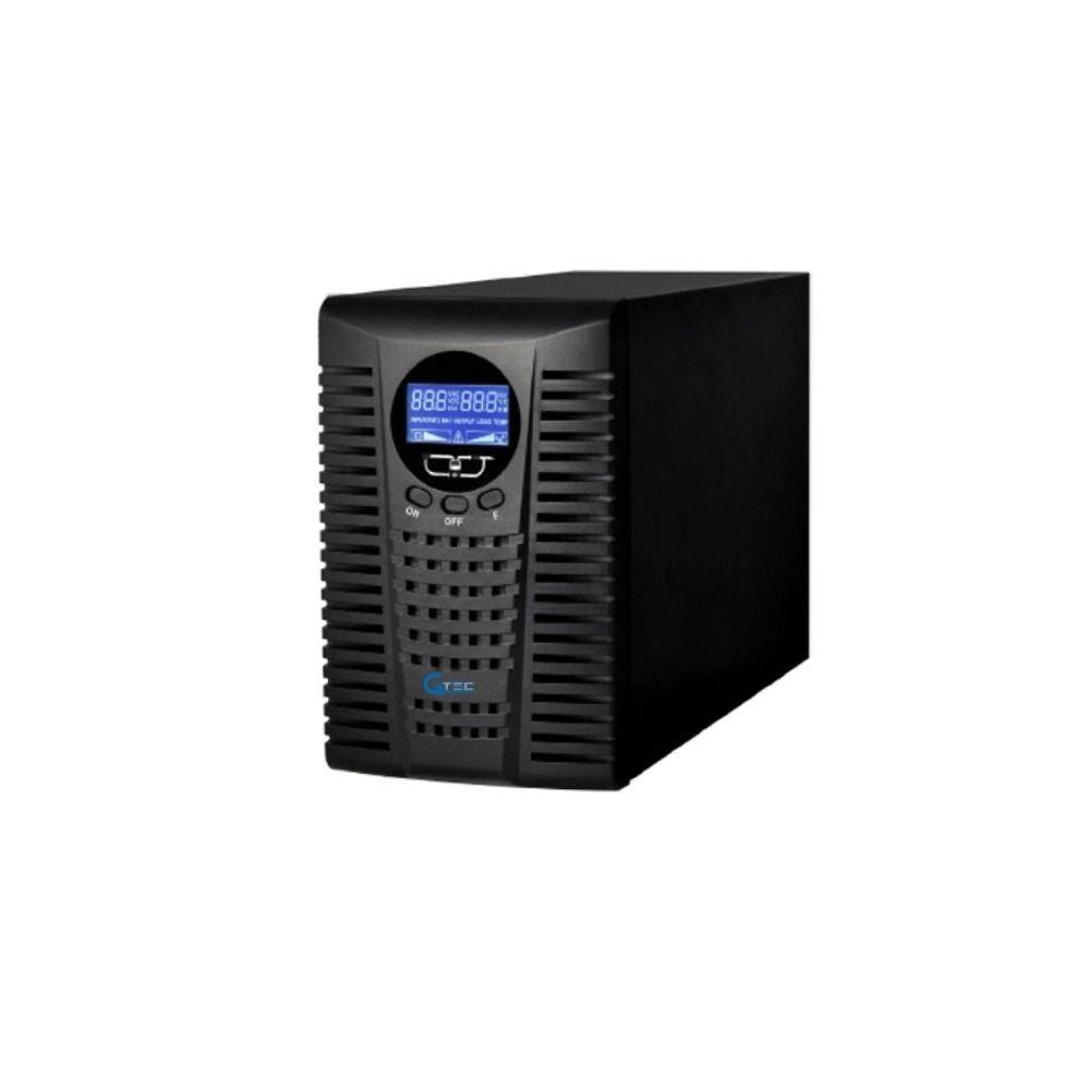 Gtec ZY120- 1K Gruppo di Continuità - UPS On Line 1000VA/900W