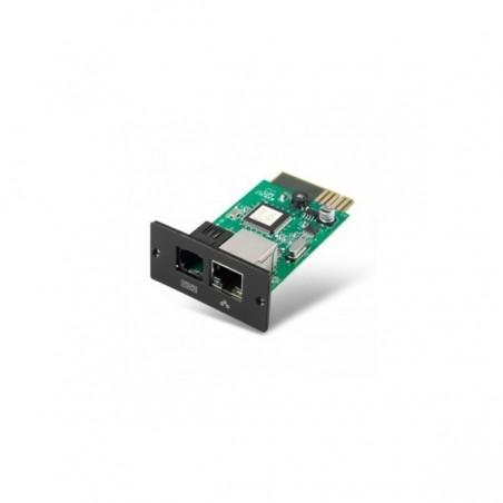 Scheda SNMP per gestione UPS in rete Ethernet