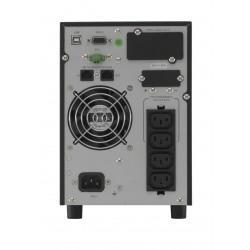 ONLINE X1000 - Gruppo di Continuità - UPS ON LINE A DOPPIA CONVERSIONE 1000VA/1000W