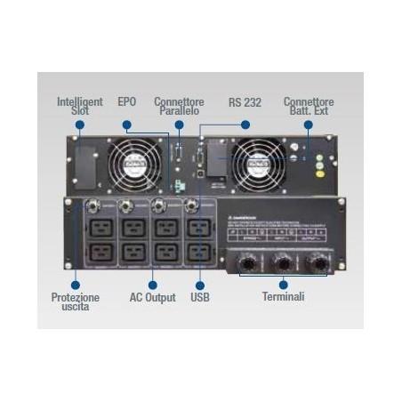 GTEC UPS AP160N 10K -...