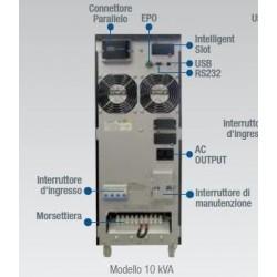 ZP120N - UPS On Line Series