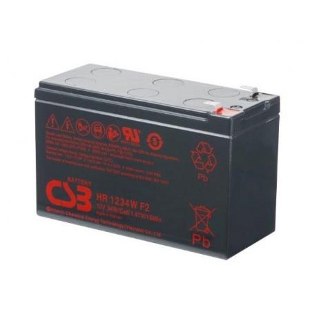 CSB Batteria Al Piombo Ricaricabile 12V 9Ah