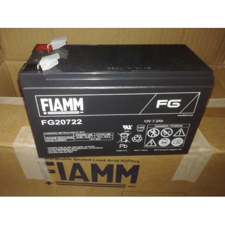 PACK 5 - Fiamm FG20722...