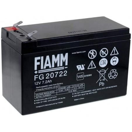 FIAMM FG20722 Batteria al...