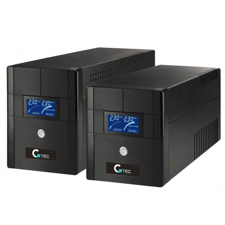 GTEC UPS LP120 1500 - Line...