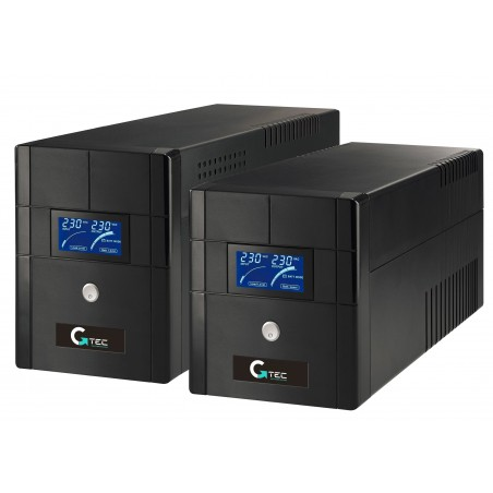 GTEC UPS LP120 2000 - Line...